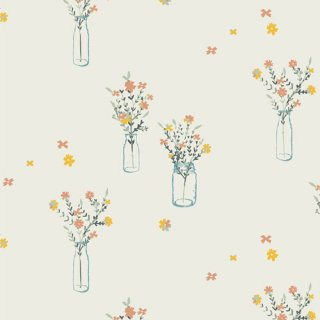 <img class='new_mark_img1' src='https://img.shop-pro.jp/img/new/icons3.gif' style='border:none;display:inline;margin:0px;padding:0px;width:auto;' />SHO-70912 Picking Wildflowers -Shine On コットン100%