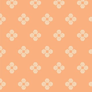 <img class='new_mark_img1' src='https://img.shop-pro.jp/img/new/icons3.gif' style='border:none;display:inline;margin:0px;padding:0px;width:auto;' />FUS-NE-2409 Droplet Petal Nectarine -Nectarine Fusion コットン100%