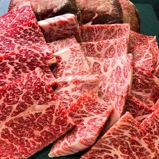 【ブッチャーズチョイス】肉屋が選ぶ ガツンと500g特選牛焼肉セット