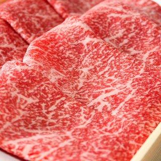 【特選熟成米沢牛・山形牛 霜降り肉】リブロース/肩ロースすき焼き(約400g)