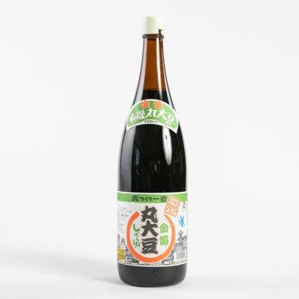 【業務用】 金笛 丸大豆醤油