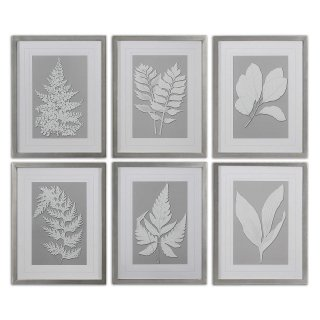 <img class='new_mark_img1' src='https://img.shop-pro.jp/img/new/icons14.gif' style='border:none;display:inline;margin:0px;padding:0px;width:auto;' />MOONLIGHT FERNS FRAMED PRINTS, S/6