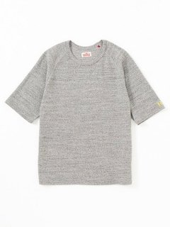 HOLLYWOOD RANCH MARKET(ハリウッドランチマーケット)ストレッチフライスCNリラックスフィットSS Tシャツ ウイメンズ