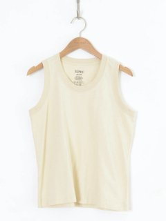 <img class='new_mark_img1' src='https://img.shop-pro.jp/img/new/icons6.gif' style='border:none;display:inline;margin:0px;padding:0px;width:auto;' />HOLIDAY / SUPER FINE TANK TOP(BACK HOLIDAY) BEIGE 21ss
