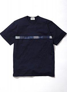 KUON (クオン) Trimmed T-shirt 21AW