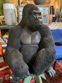 Deco Figurine Gorilla XL
