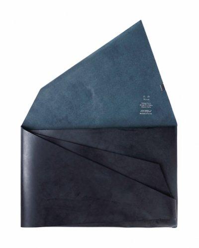 """<p>所作</p>""""Clutch Bag"""" Blue"""
