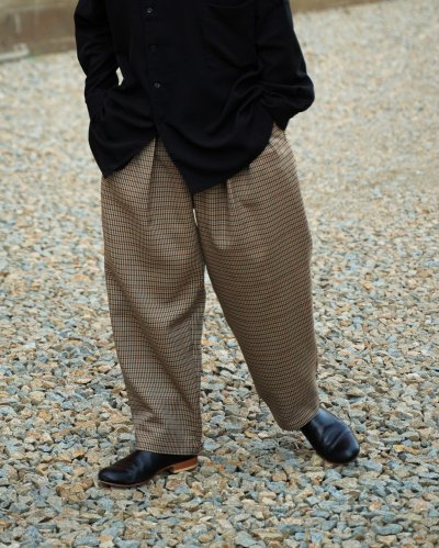 "<p>SAYATOMO</p>""Hakama Nodoka Pants"""