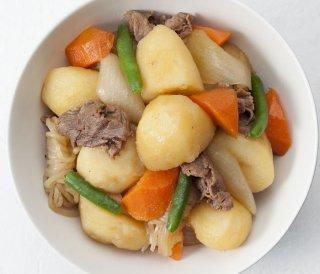 美濃味匠の肉じゃがキット|食卓応援! おいしい、簡単、手間いらず惣菜