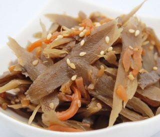 ささがきごぼうの金平[お徳用]1kg|食卓応援! おいしい、簡単、手間いらず惣菜