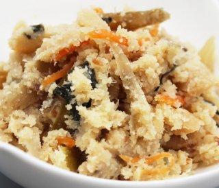 岐阜県産大豆とごぼうの卯の花 [お徳用]1kg|食卓応援! おいしい、簡単、手間いらず惣菜