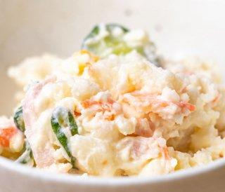 男爵ポテトサラダ|食卓応援! おいしい、簡単、手間いらず惣菜