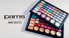 Pams (Professional+Artist+Make up)X   MAKE PALETTE