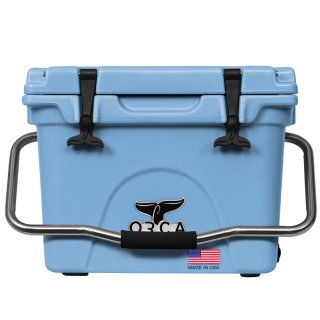ORCA Coolers 20 Quart -Light Blue-