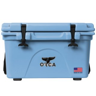 ORCA Coolers 26 Quart -Light Blue-