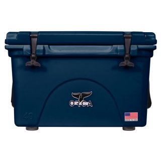 ORCA Coolers 40 Quart -Navy-
