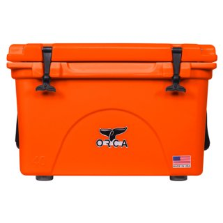 ORCA Coolers 40 Quart -Blaze Orange-