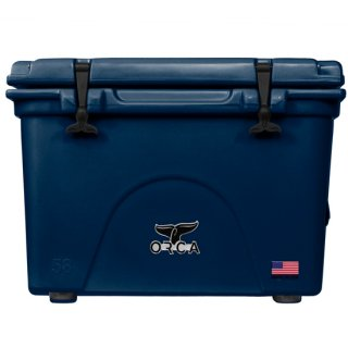 ORCA Coolers 58 Quart -Navy-