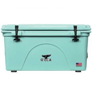 <img class='new_mark_img1' src='https://img.shop-pro.jp/img/new/icons50.gif' style='border:none;display:inline;margin:0px;padding:0px;width:auto;' />ORCA Coolers 75 Quart -Seafoam-