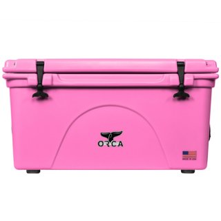 ORCA Coolers 75 Quart -Pink-