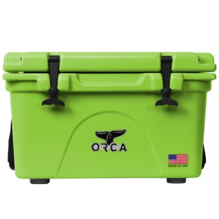 <img class='new_mark_img1' src='https://img.shop-pro.jp/img/new/icons15.gif' style='border:none;display:inline;margin:0px;padding:0px;width:auto;' />ORCA Coolers 26 Quart -Lime-