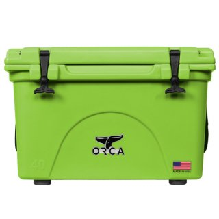 <img class='new_mark_img1' src='https://img.shop-pro.jp/img/new/icons15.gif' style='border:none;display:inline;margin:0px;padding:0px;width:auto;' />ORCA Coolers 40 Quart -Lime-