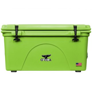<img class='new_mark_img1' src='https://img.shop-pro.jp/img/new/icons15.gif' style='border:none;display:inline;margin:0px;padding:0px;width:auto;' />ORCA Coolers 75 Quart -Lime-