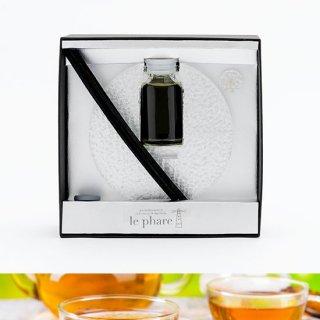アロマティックレモンティー ルース<br>Aromatic Lemon Tea (LUCE)<br>「白いキャンバス」の香り<span>CREATIVE</span>
