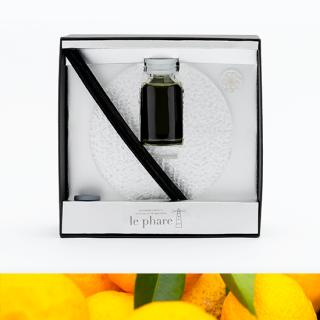 柚子シトラス ルース<br>Yuzu Citrus (LUCE)<br>「さわやかな出帆」の香り<span>CREATIVE</span>
