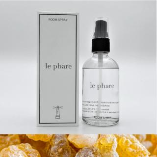 フランキンセンス ルームスプレー<br>(Frankincense, Room Spray)<br>「清き祝福」の香り<span>NATURAL</span>