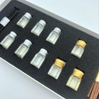 ルファル ミニ セット<br>le phare (MINI) set<br>9種類の香りが入ったセットです<span>CREATIVE / NATURAL</span>