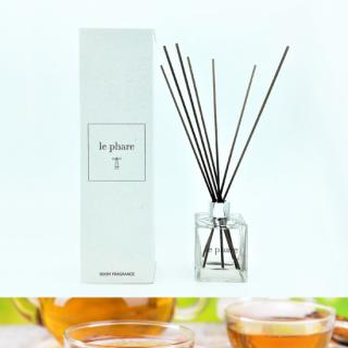 アロマティックレモンティー スクエア<br>Aromatic Lemon Tea (SQUARE)<br>「白いキャンバス」の香り<span>CREATIVE</span>