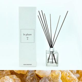フランキンセンス スクエア<br>Frankincense (SQUARE)<br>「清き祝福」の香り<span> NATURAL</span>