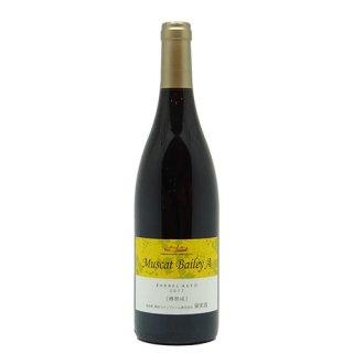 熊本ワイン マスカットベリーA樽熟成 2017 750ml