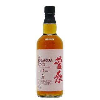 菅原水鏡 14年 赤ワイン カスクフィニッシュ  720ml ※(M)