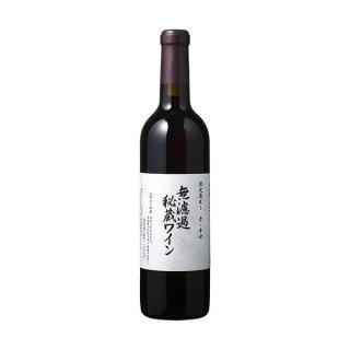 朝日町ワイン 無濾過秘蔵 赤 2019 720ml