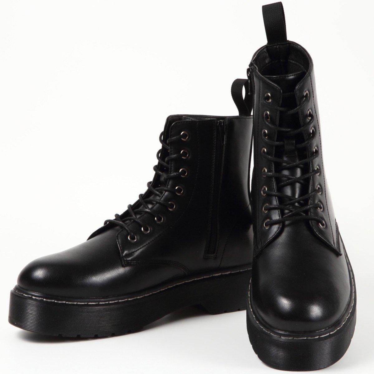 シークレットブーツ 7cmアップ メンズブーツ  厚底ブーツ インヒール ブーツ kk3-300-g あと2cmアップ可