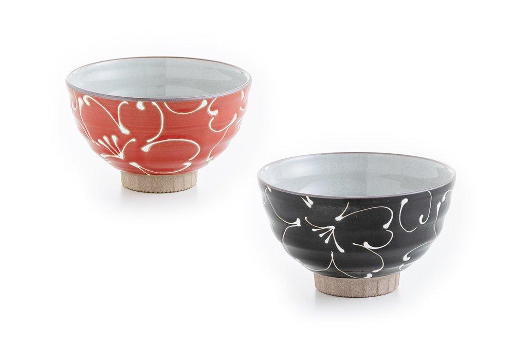 一珍和花 茶碗