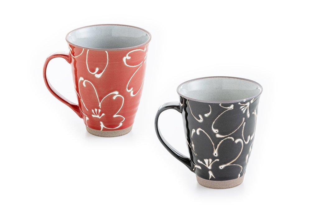 一珍和花 マグカップ
