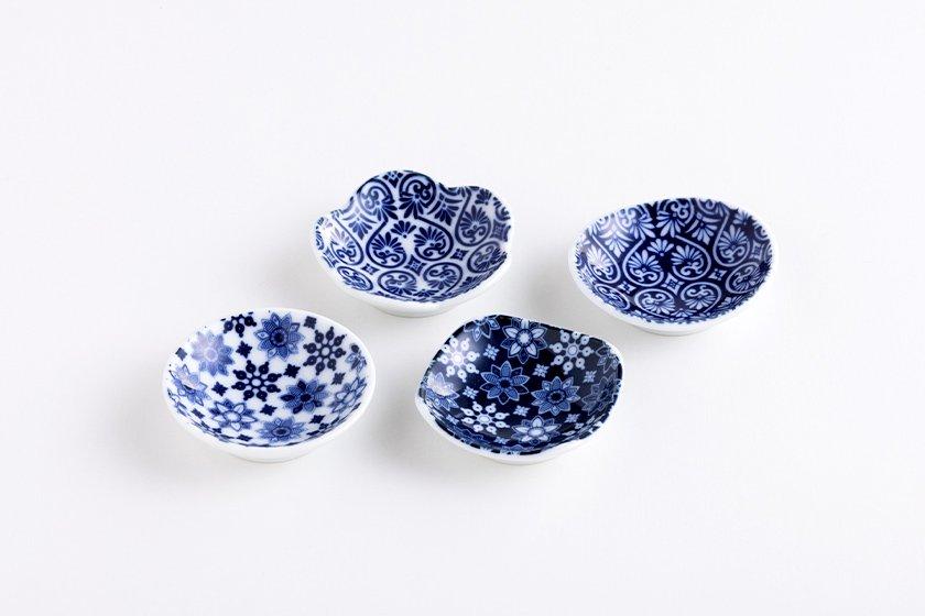 花シリーズ (豆皿)