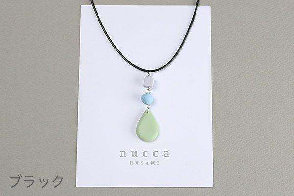 nucca JIYUシリーズ ネックレス/雫