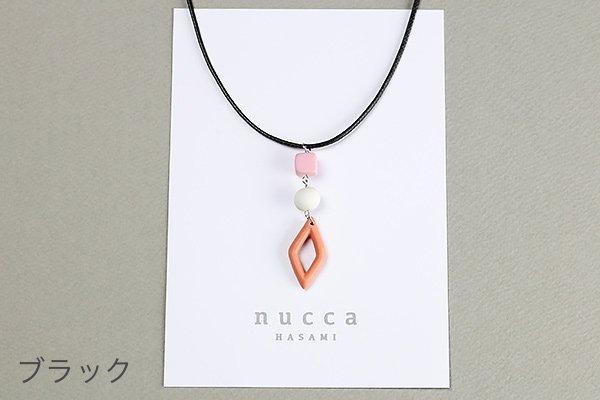 nucca JIYUシリーズ ネックレス/ダイヤ