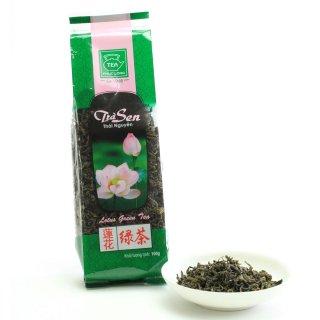 ハス茶100g (蓮花茶)ベトナム茶