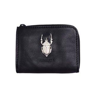 昆虫付き コンパクトL字財布