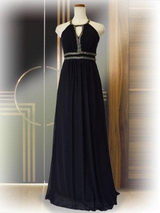 エスニックブラックドレス*アメスリ1063 演奏会ステージドレス