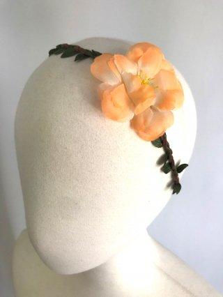 オレンジフラワーカチューム / 演奏会 アクセサリーラミューズドレス通販