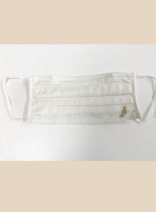 音符♪肌荒れしない!洗える!シルク100%小顔マスク☆コロナ対策・風邪・花粉対策・喉のケアに☆マスク
