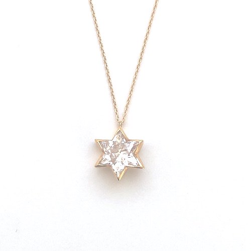 6 Star Necklace
