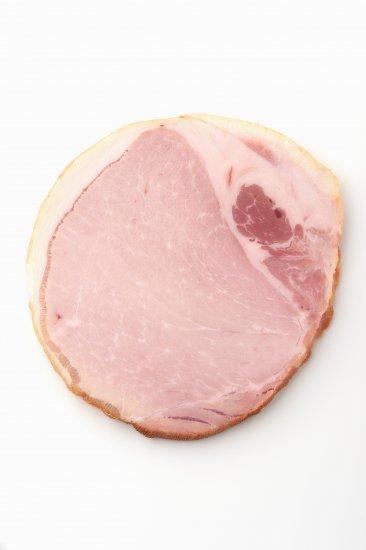 ロースハムステーキ