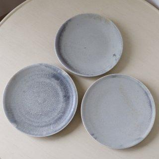 7寸皿 マットグレー/大久保りさ